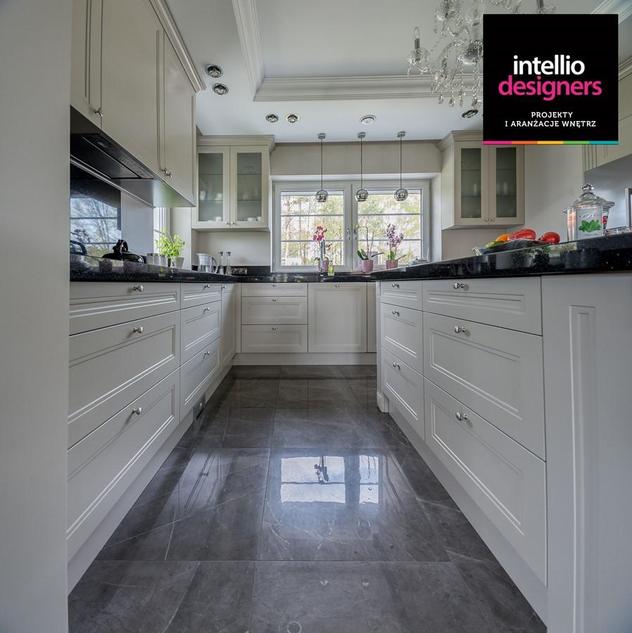 Kuchnia w klasycznym stylu Intellio designers