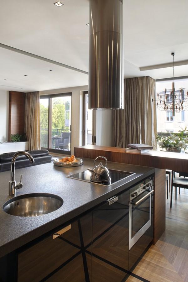 Pomysł Na Kuchnię W Stylu Art Deco Stylowo I Ponadczasowo