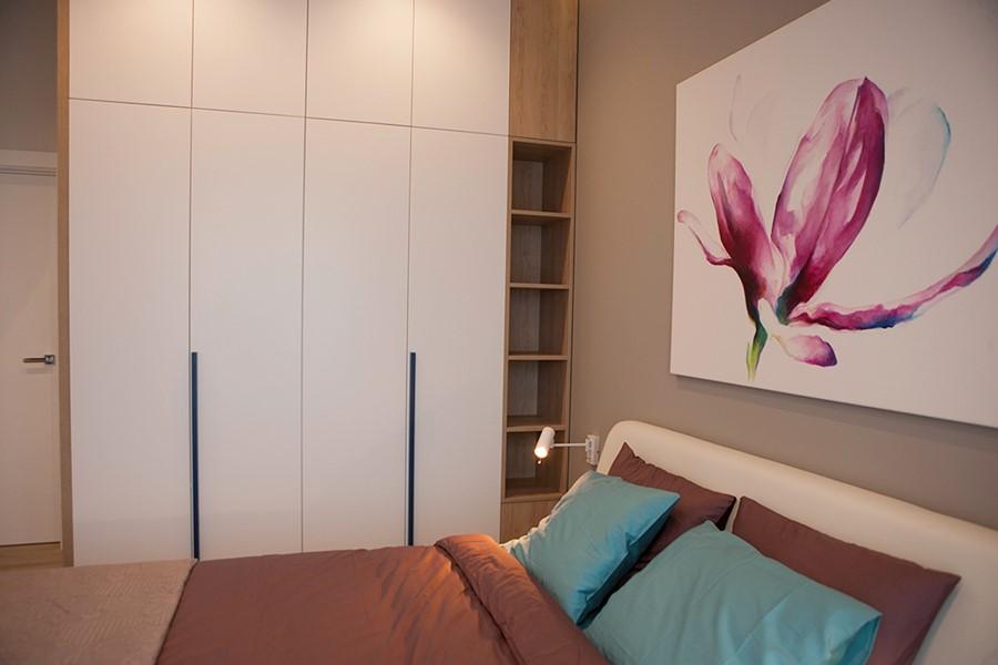 Mała sypialnia – bo małe jest piękne - Architektura, wnętrza, technologia, design - HomeSquare
