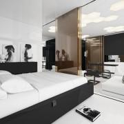 Nowoczesny salon i sypialnia w jednym podpowiedzi i porady