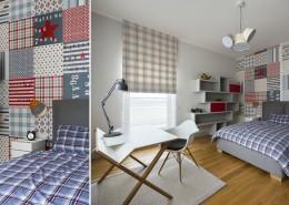 Oryginalny pokój dla dziewczyny Wyrzykowski Studio