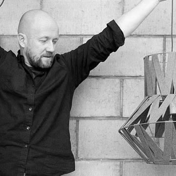 Designer Piotr Kuchciński