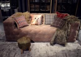 Poduszki House and More przytulne wnętrze