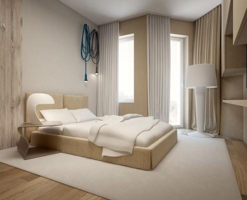 Projekt Beżowej Sypialni Inspiracja Homesquare