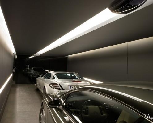 Projekt nowoczesnego garażu Bartek Włodarczyk