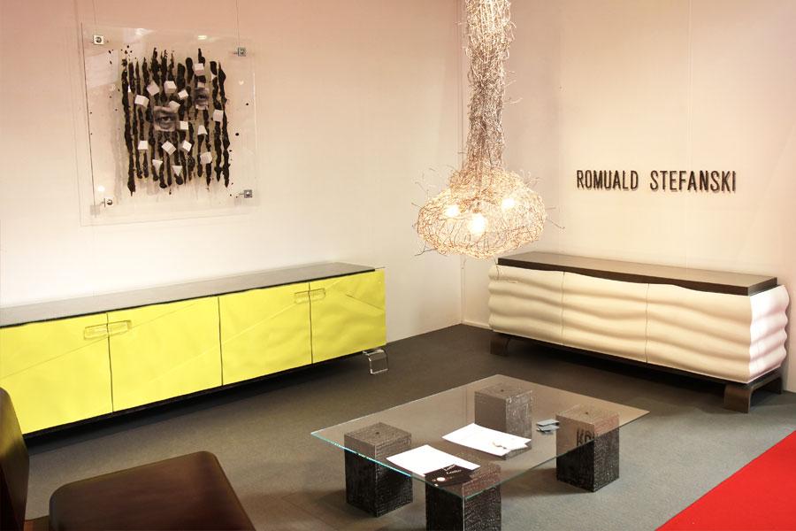 Romuald Stefański 100% Design London