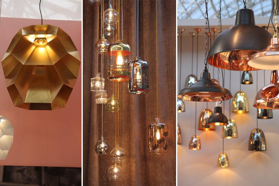 Stylowe oświetlenie 100 Design London nowoczesne inspiracje