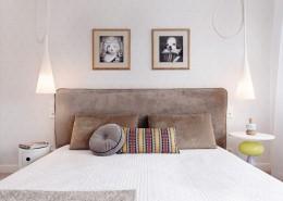 Stylowa sypialnia w duchu lat 50-tych Formativ