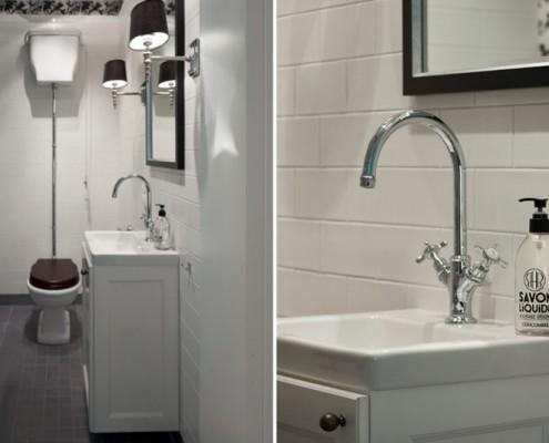 Toaleta w klasycznym stylu BBhome
