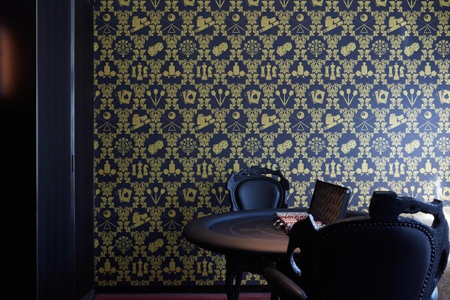 wnętrze apartamentu hotelu Cameha