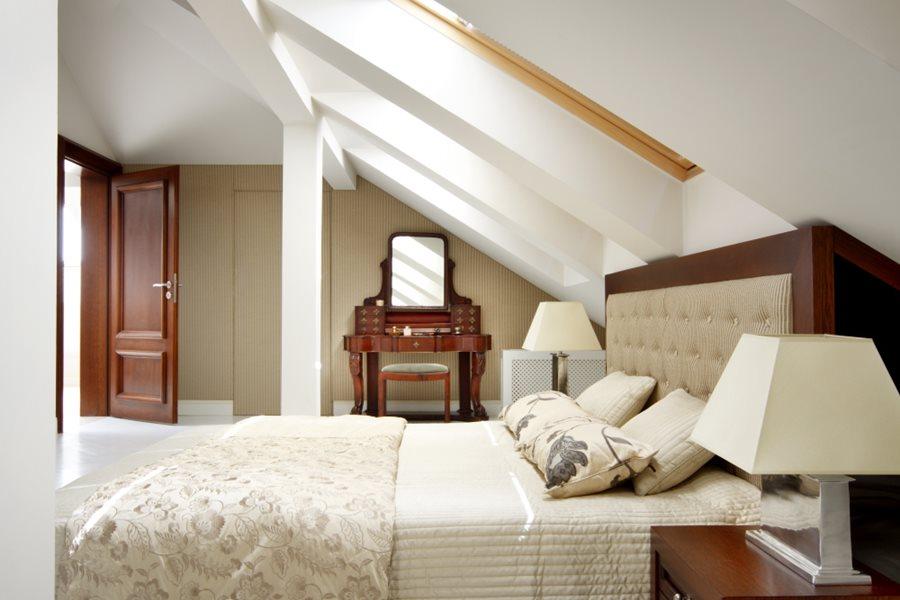Sypialnia Na Poddaszu Pomysły Na Ciekawe Aranżacje