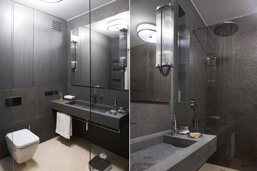 Szara łazienka Jak Ją Zaplanować żeby Nie Była Nudna