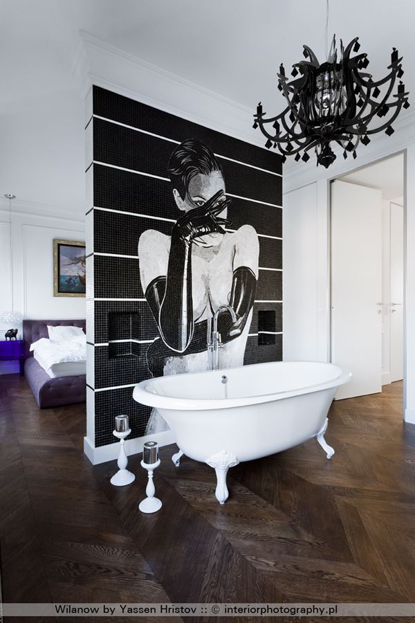 Modna łazienka