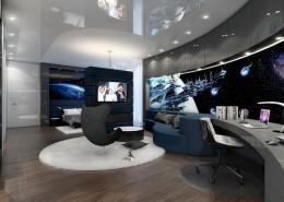 Ekskluzywne pokoje dla nastolatków galeria wnętrz