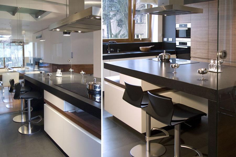 Kuchnia otwarta czy zamknięta styl nowoczesny pomysły i porady