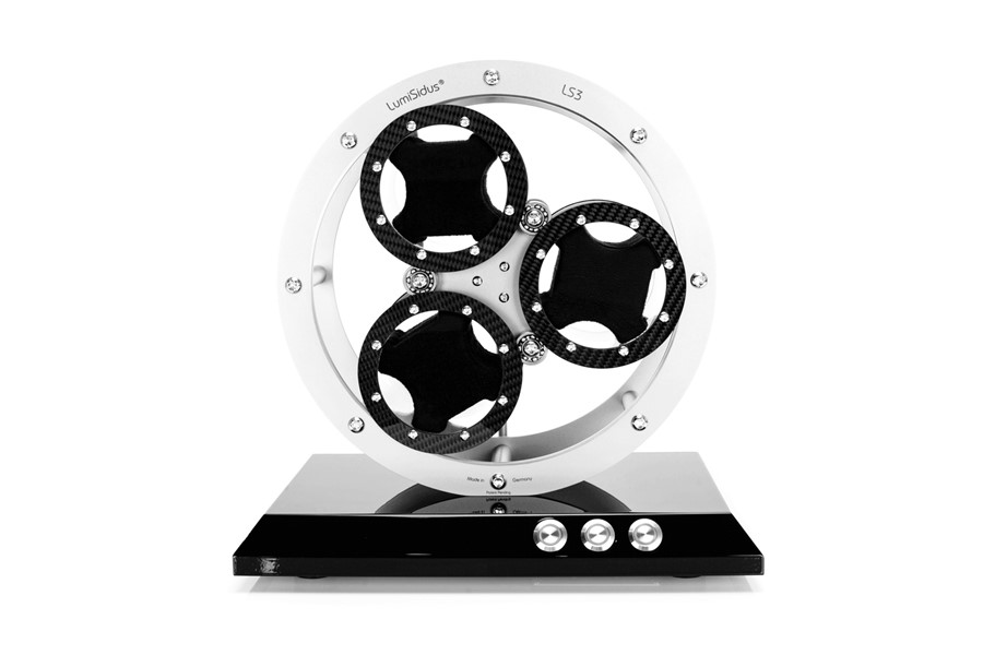 nominowany do German Design Award 2016 watch winder
