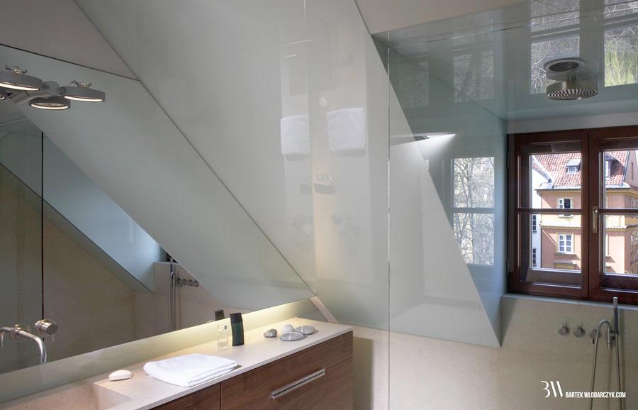 Mała łazienka z prysznicem – co zrobić, by było nie tylko praktycznie - Architektura, wnętrza ...