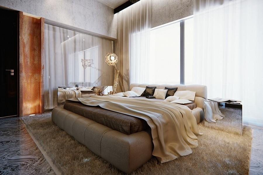 modna sypialnia jak urz�dzi� pok243j kt243ry zwabi piękne