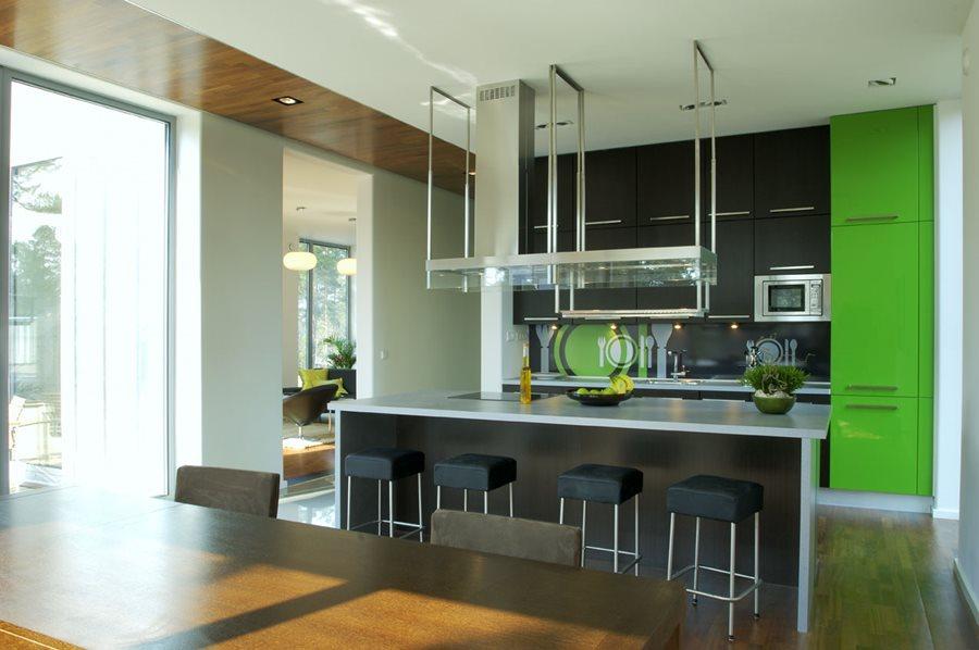 Funkcjonalna kuchnia – przemyślane planowanie  Architektura, wnętrza, techno   -> Funkcjonalna Kuchnia Nowoczesna
