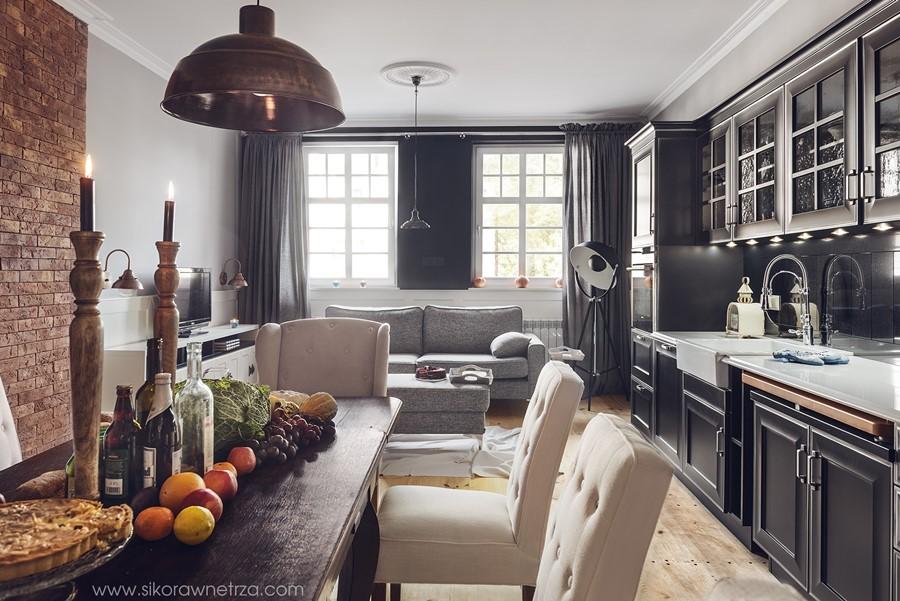 piękne kuchnie w r243żnych stylach piękno niejedno ma imię