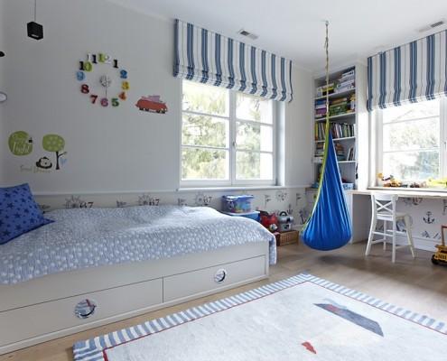 Pomysł na jasny pokój dziecięcy Agnieszka Pudlik