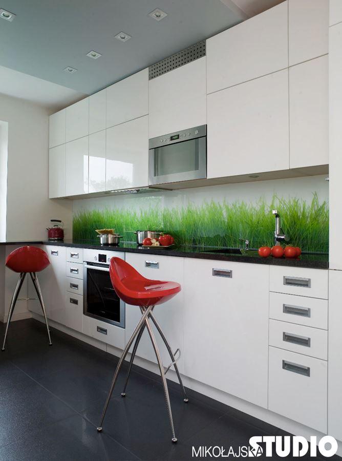 Pomysł na małą kuchnię  będzie wygodnie i przytulnie