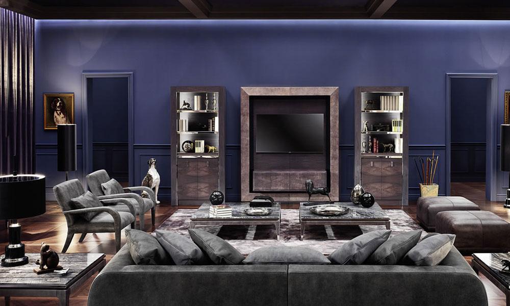 Piękny salon