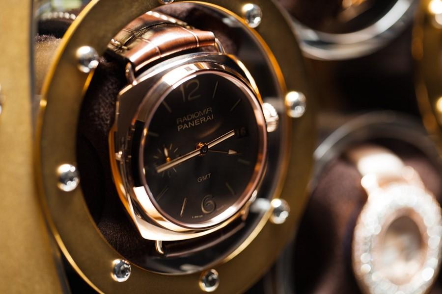 nakręcacz do zegarków LumiSidus, Niemcy