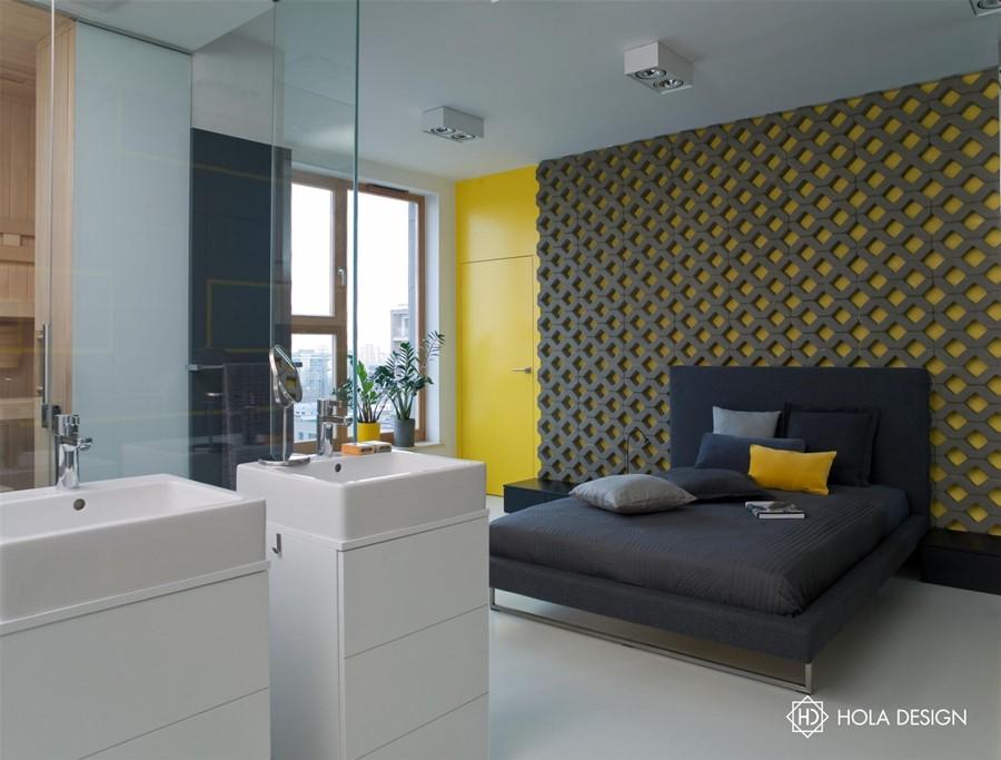 Piękna sypialnia w industrialnym stylu pomysły i inspiracje
