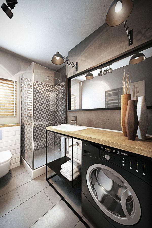 Pralka W łazience Praktyczne Porady Urządzania Wnętrza