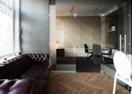 Project biura Agora Concept
