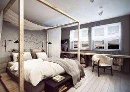 Sypialnia marzeń w skandynawskim stylu inspiracje i pomysły