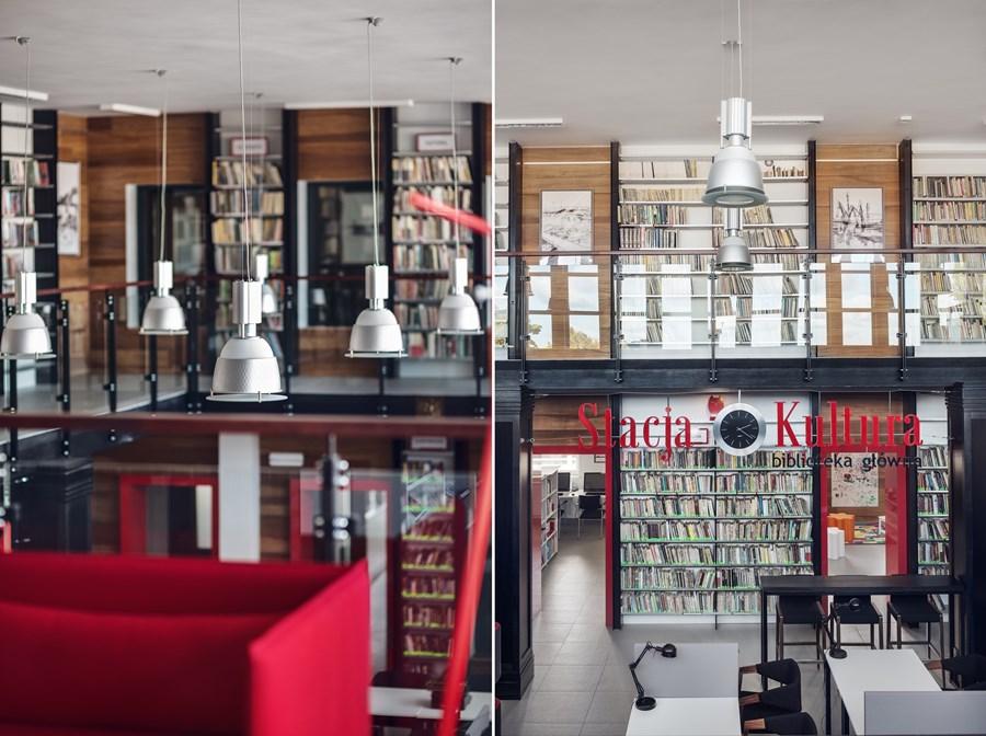Biblioteka Rumia - Stacja Kultura