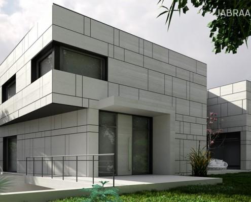 Wratislavia House JABRAARCHITECTS
