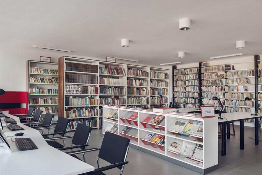 Biblioteka Rumia