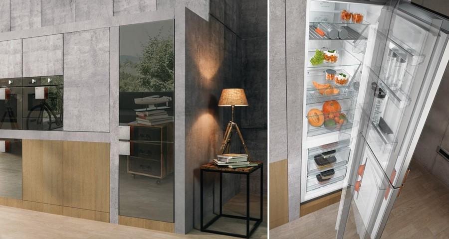 Gorenje by Starck - kolekcję uzupełniają lustrzane panele dekoracyjne