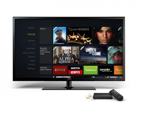 Amazon Fire TV jak to działa