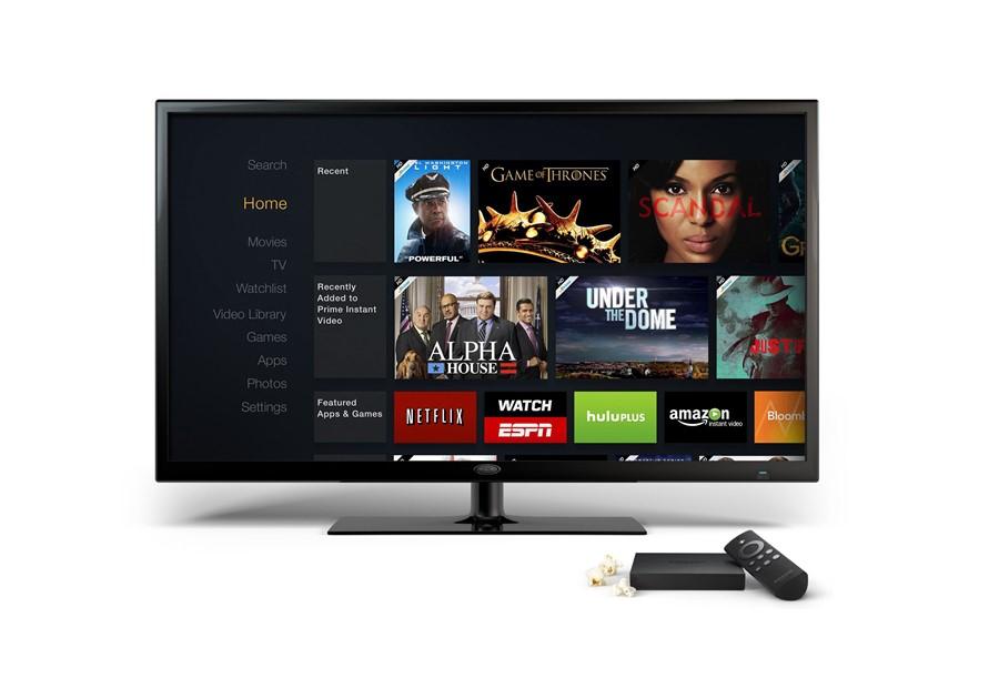 Amazon Fire TV jak to działa