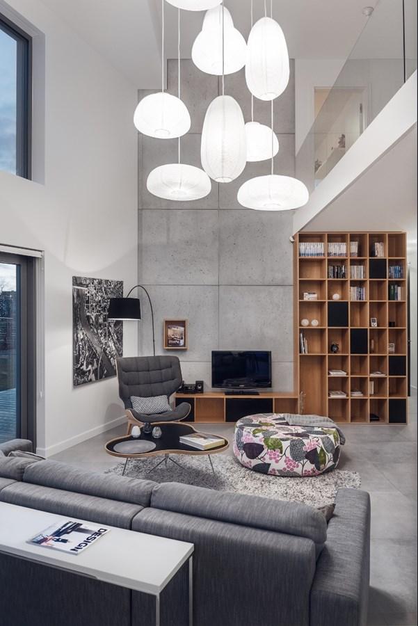 Salon Z Antresolą Jak Go Urządzić Architektura
