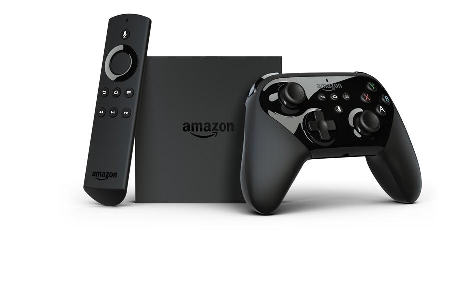 Fire TV firmy Amazon