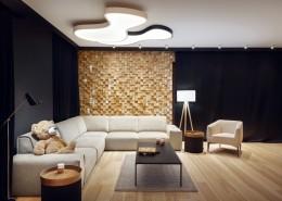 Jak oświetlić salon w stylu nowoczesnym