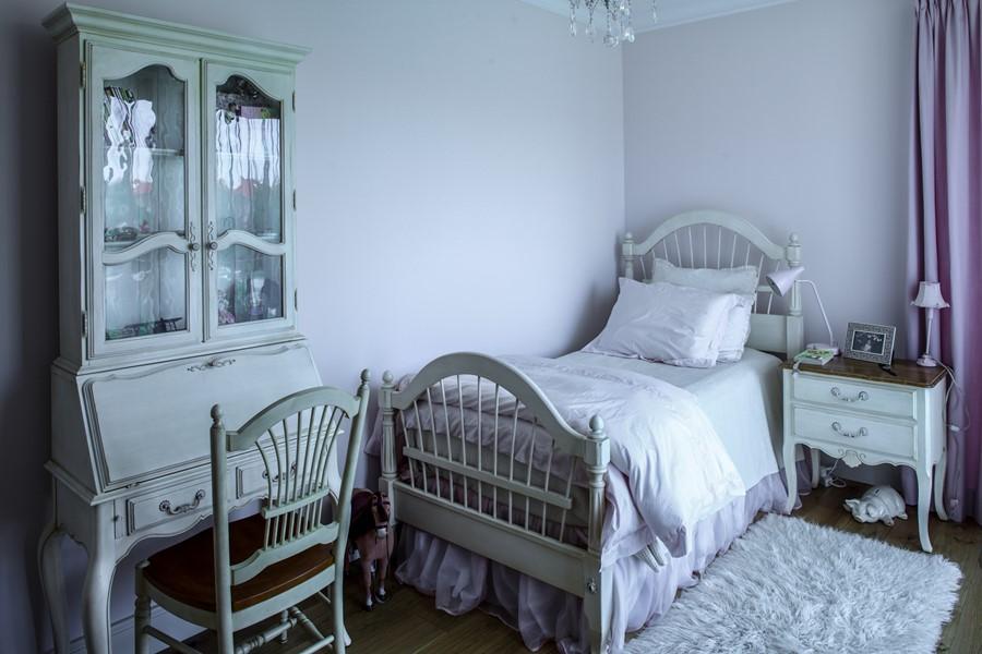 Pokój dziecięcy w francuskim stylu RS Studio Projektowe