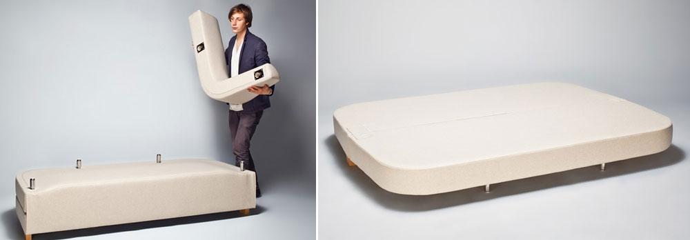 Rozkładana sofa lol projektu Tomka Rygalika