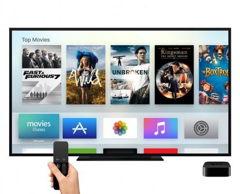 Telewizja Apple TV