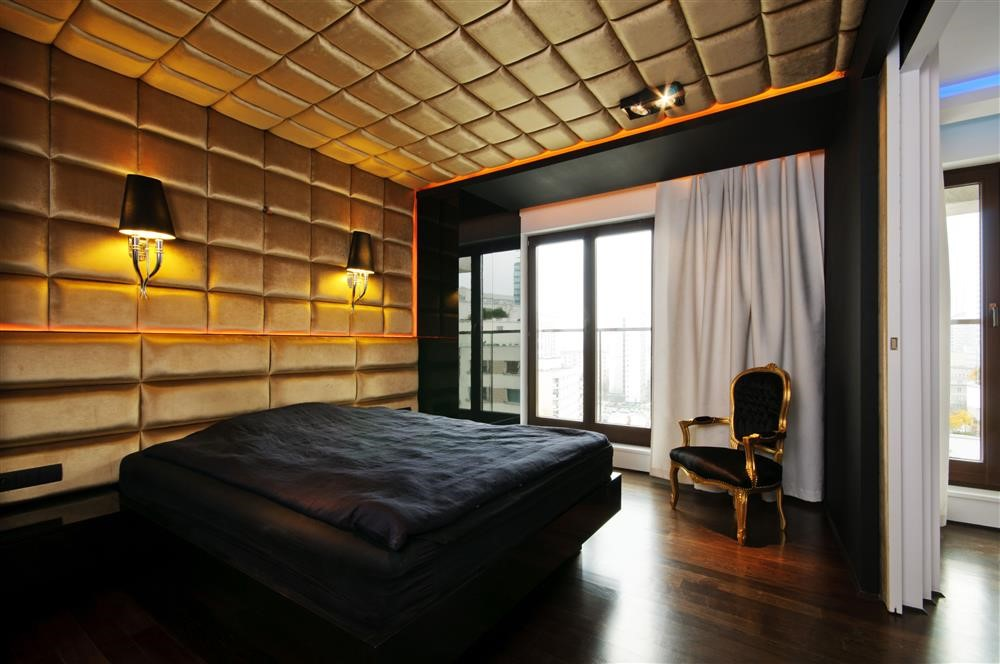 Sypialnia W Stylu Glamour Dla Singielki Artykuły Homesquare