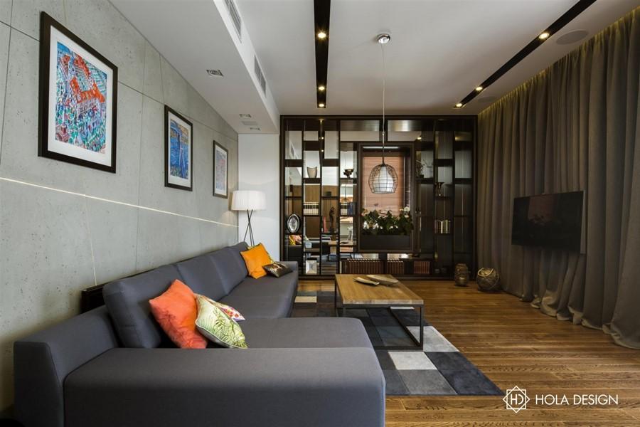 Ładne mieszkanie z małym metrażem projekty wnętrz
