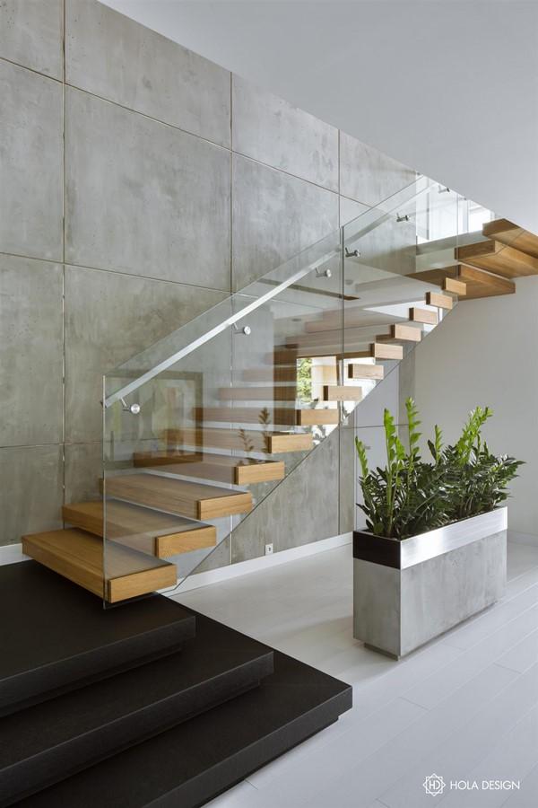 Hol w industrialnym stylu Hola Design