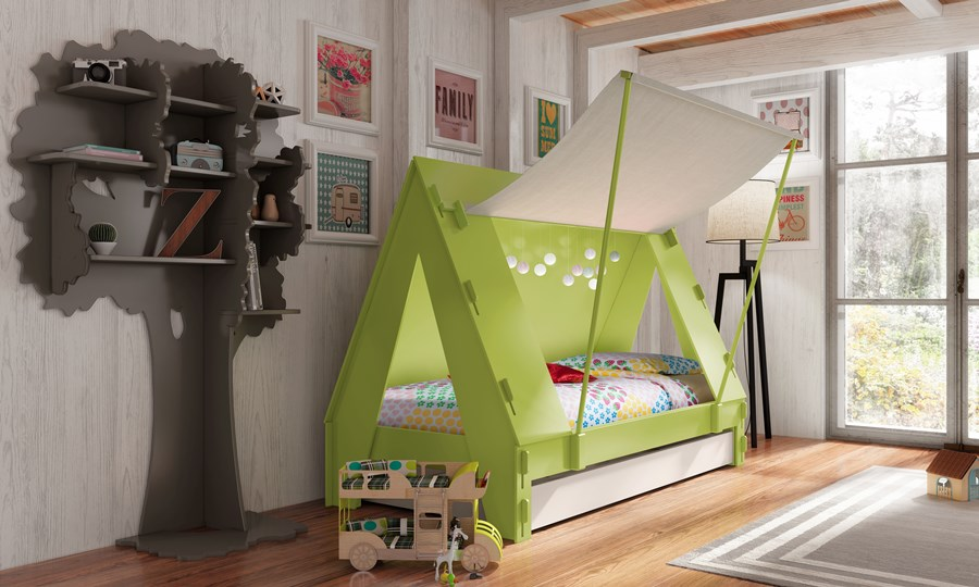 Inspirujący pokój zabaw dla dziecka