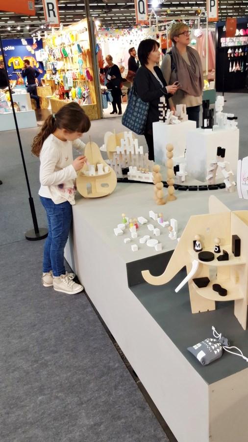 Kreatywne akcesoria dla dzieci