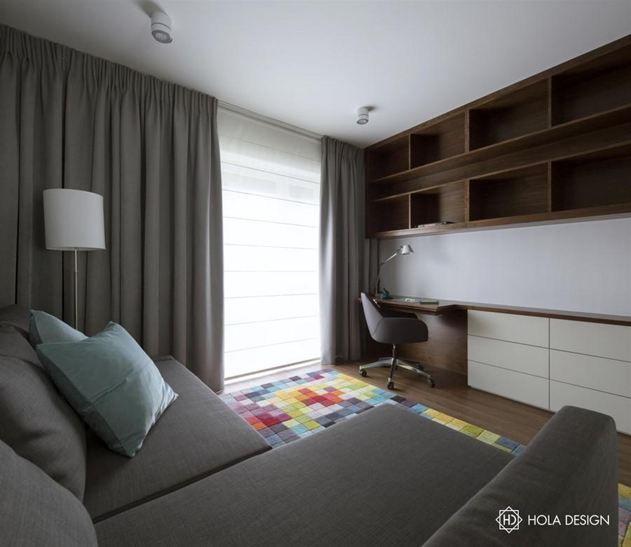 Pokój młodzieżo...M Home Logo Design